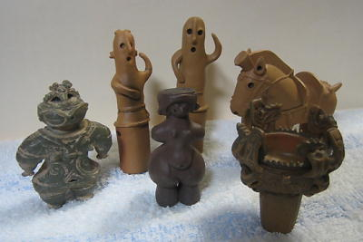 土偶と埴輪の大集合