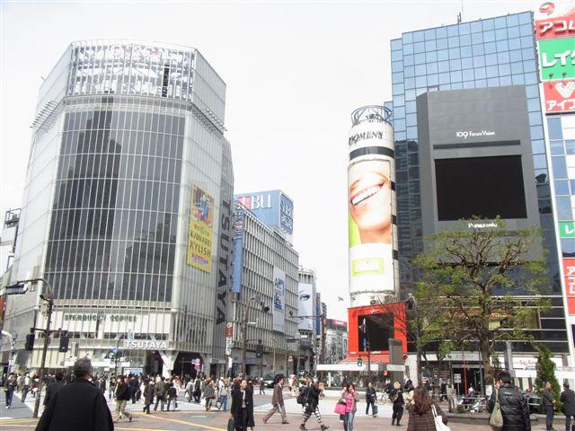 3月14日渋谷駅前画像なしパネル