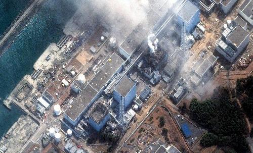 原子炉災害