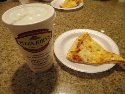 Pizza John's⑥