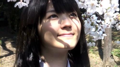 桜と愛理ちゃん