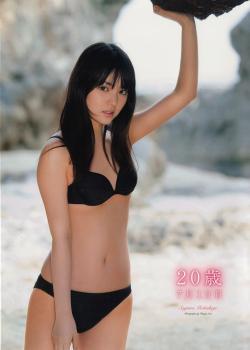 道重さゆみ6th写真集『20歳7月13日』