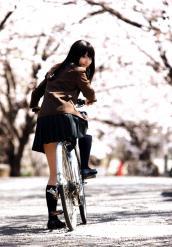 自転車はブリジストン