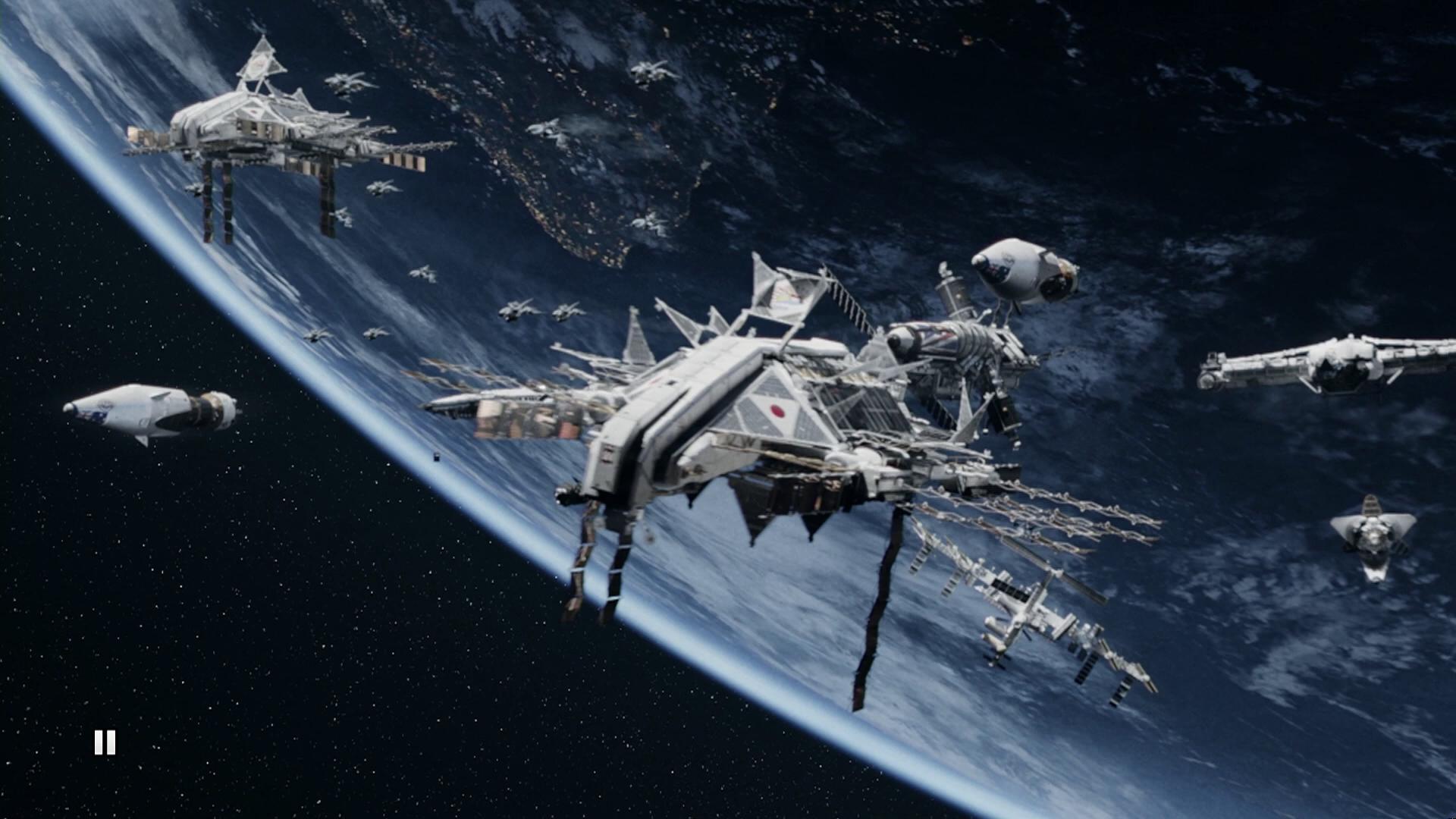 宇宙船アイアンスカイ