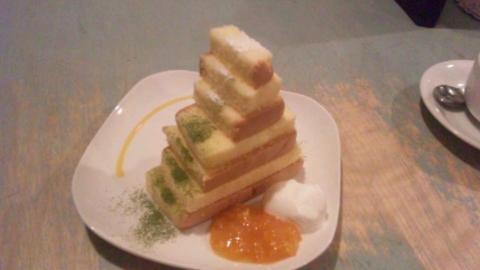 創界山ケーキ