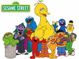 セサミストリートの住人たち
