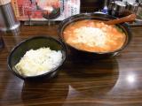 完熟トマト麺 リゾット風ごはんセット