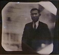 アイコノスコープカメラで撮影された高柳健次郎