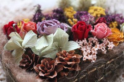 1,3クチュリエのお花