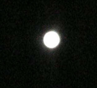 1月1日池上の月