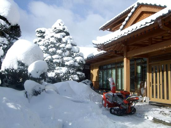雪の実家1