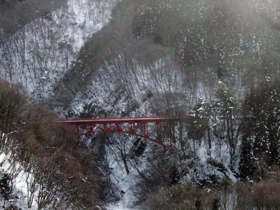 絶好調な雪山トレッキング11
