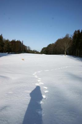 絶好調な雪山トレッキング17