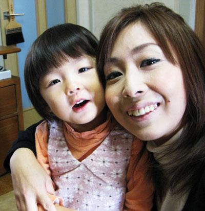 ママと茜1