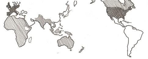 欧米の植民地