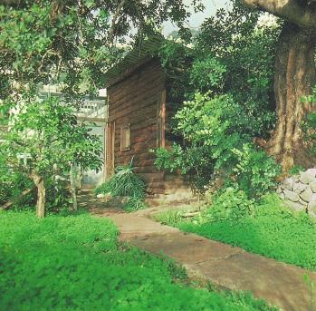 カップ・マルタンの休暇小屋