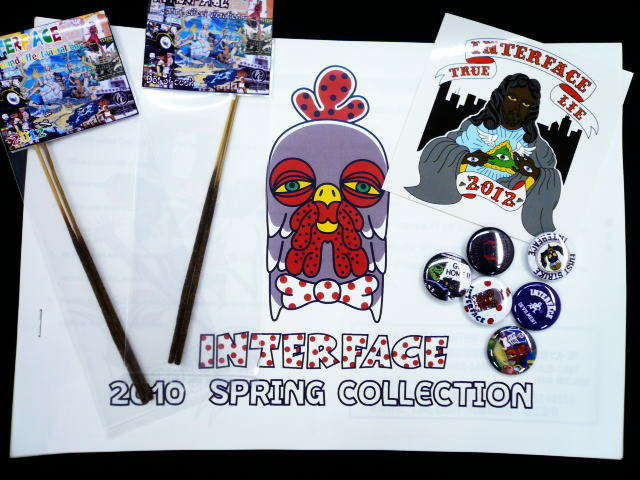 INTERFACE 10 SPRING COLLECTION