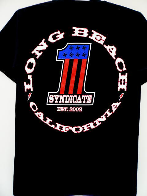 SYNDICATE TEE