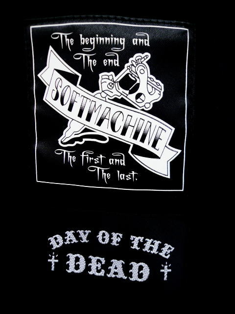 SOFTMACHINE×DAY OF THE DEAD LA VIDA LOCA-T