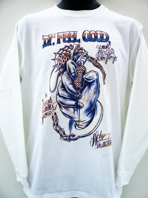 SOFTMACHINE DR FEEL GOOD L/S