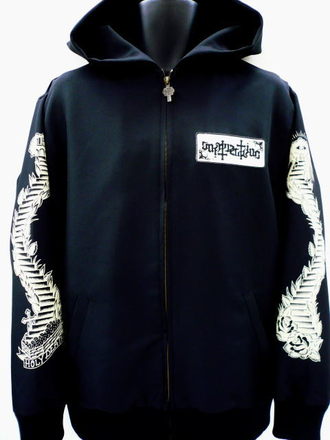 SOFTMACHINE 33RD HOODED