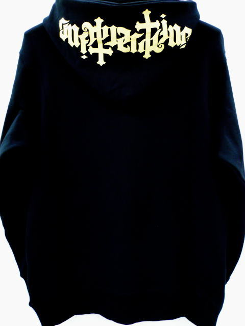 SOFTMACHINE AMBIGRAM HOODED
