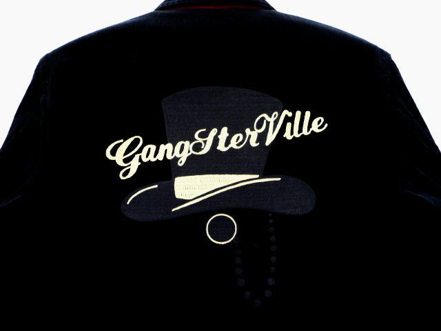 GANGSTERVILLE MONOCLE