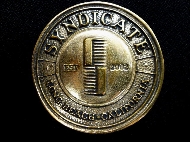 SYNDICATE BUCKLE
