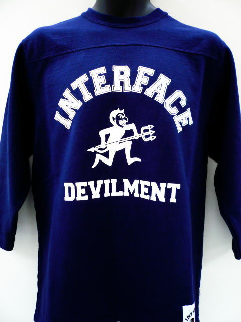INTERFACE DEVILS AMEFOOT SWEAT