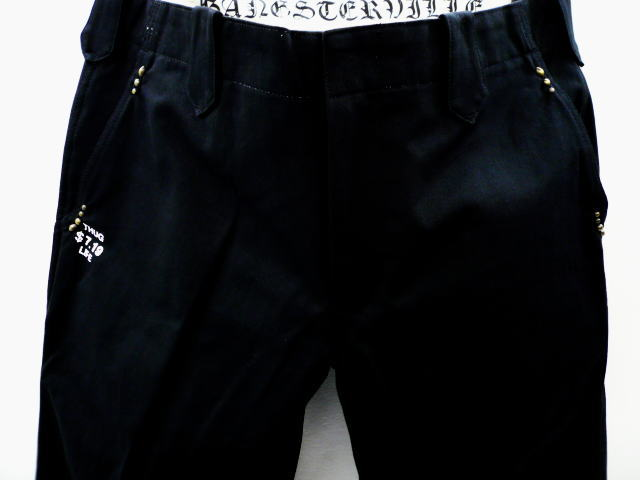 GANGSTERVILLE MEXICANO SLIM PANTS