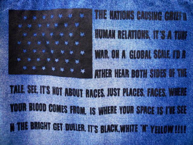 SOFTMACHINE FLAG SHIRTS