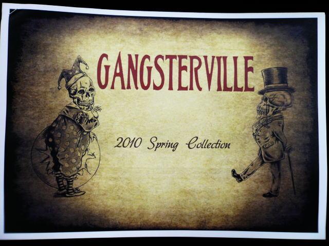 GANGSTERVILLE 2010SPRING