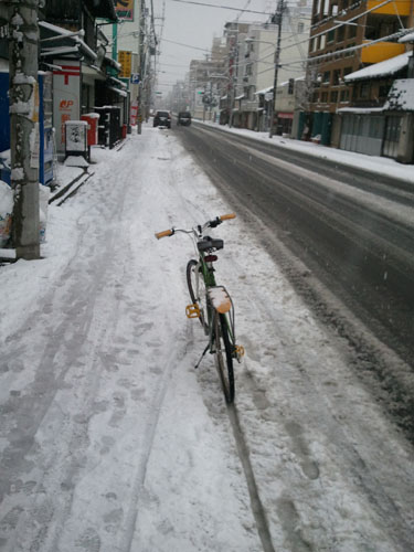 雪の中立売