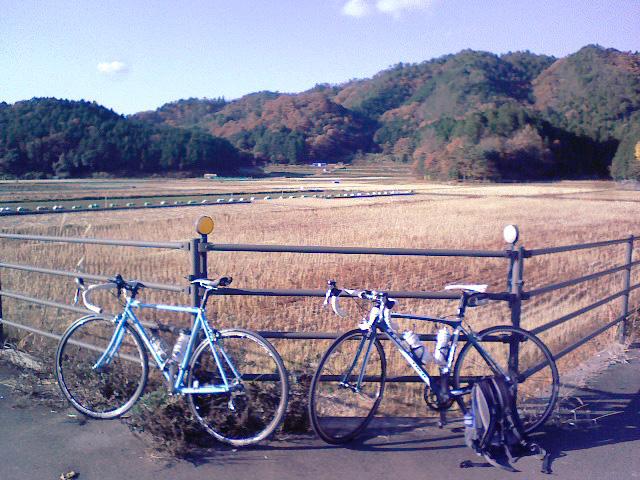 篠山の山々とVigore