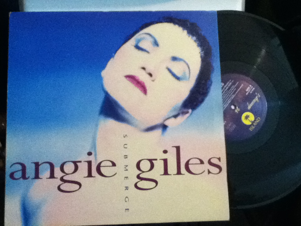 angie giles  SUBMERGE