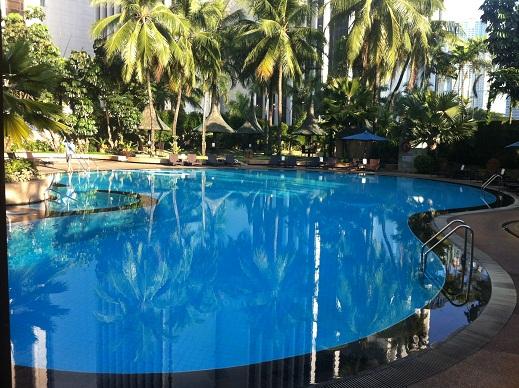 Mandalin Pool 20