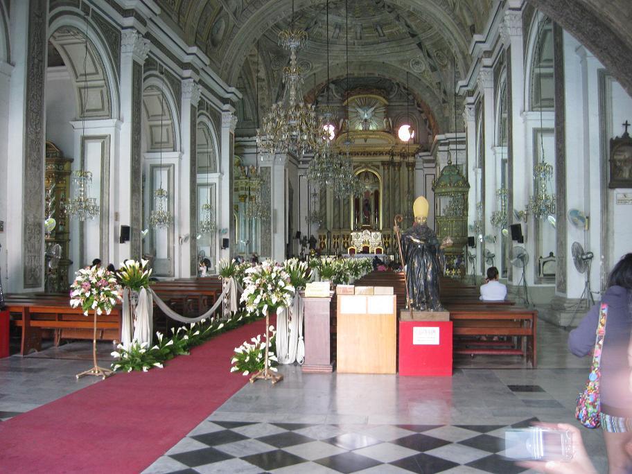 サン・アグスチン教会内部25