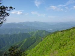 修験業山へ