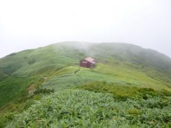 白山(三ノ峰・別山)登山❤