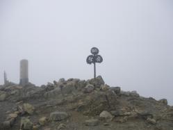 南アルプス 聖岳