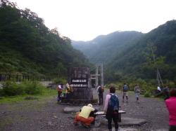 白山(御前峰&大汝峰)