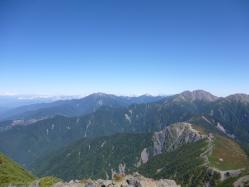 塩見岳へGO!