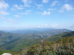 御在所岳からの眺め