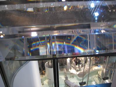 虹を作る実験02