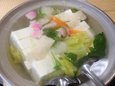 西源院 湯豆腐