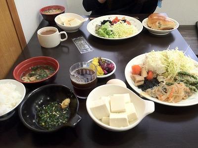京都プラザホテル おばんざい朝食