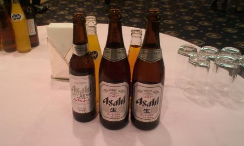 ビールとノンアルコールビール