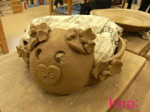豚のプランター