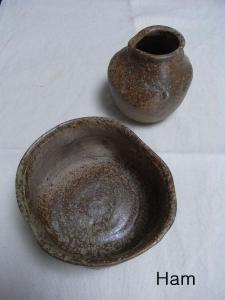 小鉢と片口の入れ物
