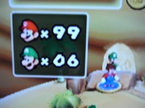 帽子脱いだぞ、マリオ!